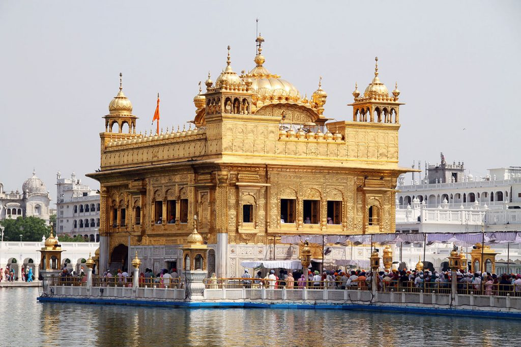 Hamandir Sahib - Golden Temple