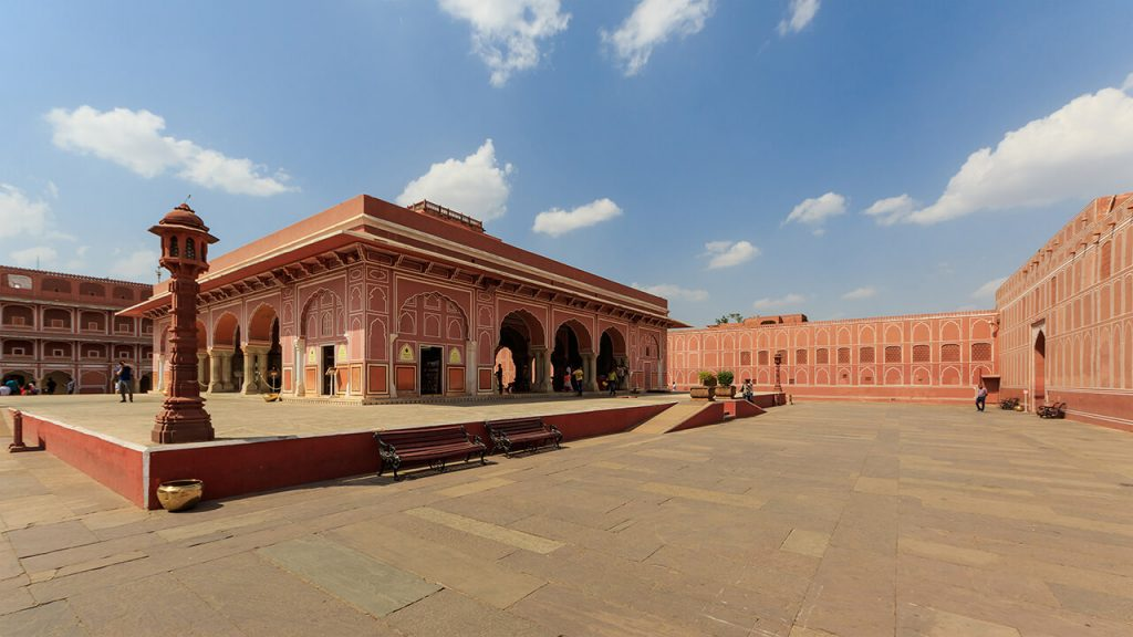 Jaipur City Palace Complex