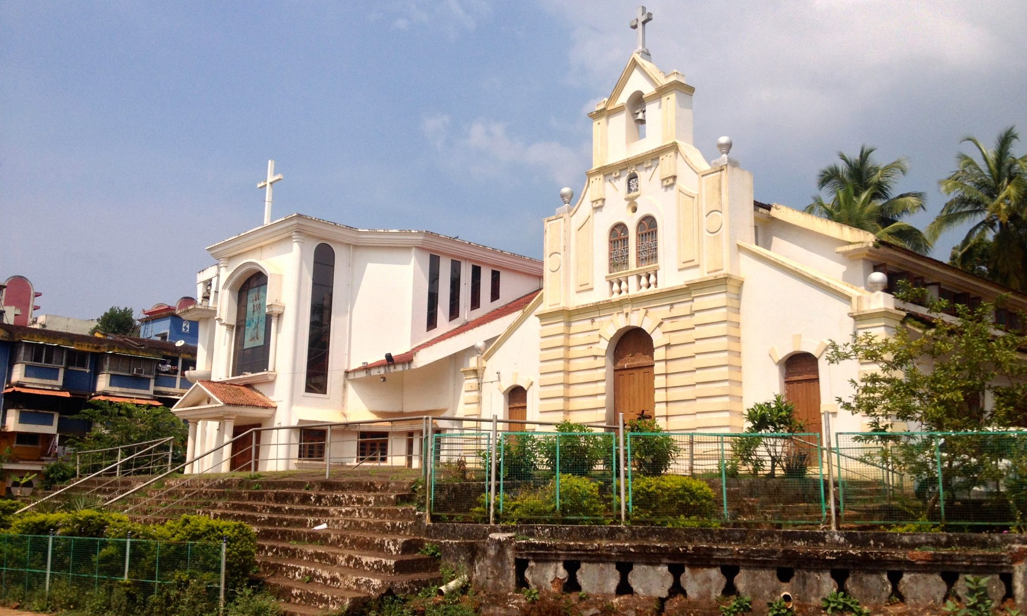 Margao, St.Sebastian Church
