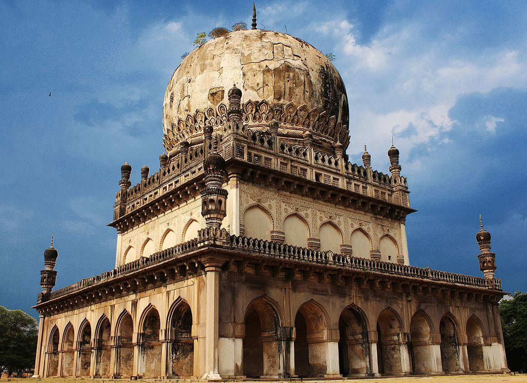 Qutubshahi Tombs in Hyderabad