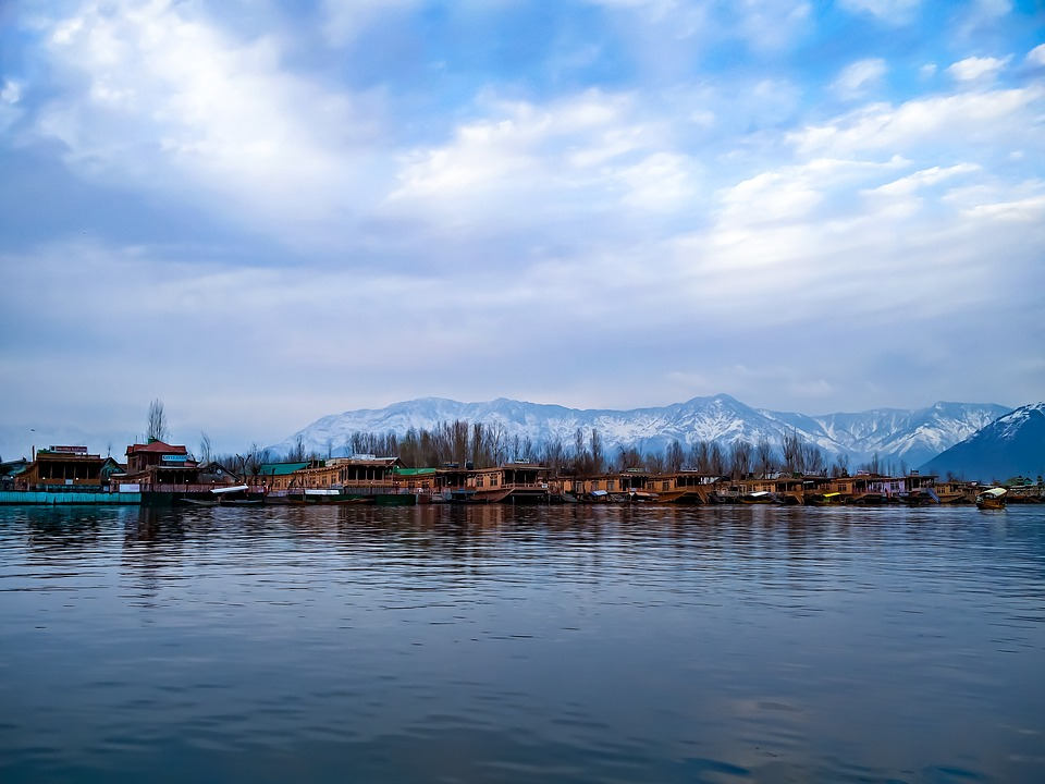 Shrinagar and Dal lake